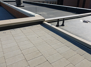 Westile Roofing Ballast Paver Lightweight And Easy To Install
